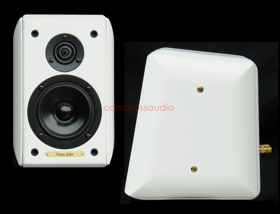 Sonus Faber TOY Monitor Blanco - camaross Audio Hifi | High