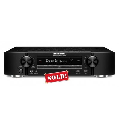 Marantz Nr 1603 Network player (AirPlay)