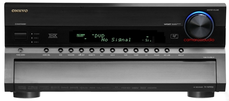 Onkyo TX-NR906 THX Ultra2 Plus 7 1-Channel - camaross Audio