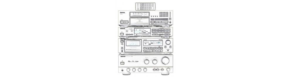 Müzik Seti / Stereo System