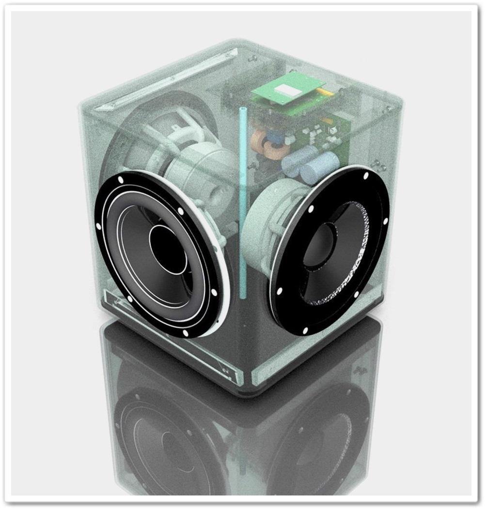 Electrocompaniet SIRA L-1 Wireless Subwoofer - Sıfır Electrocompaniet  Subwoofer (Ev Tipi) hoparlör fiyatları sahibinden.com'da - 846763706