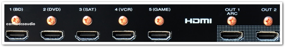 Marantz / Marantz AV-7005 Audio Video Pre-Processor ( Kutulu ) at