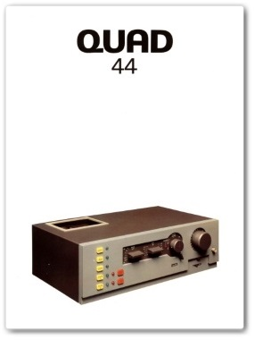 Quad / QUAD 405 Power 44 Preamplifier at sahibinden com