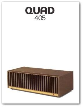 Quad / QUAD 405 Power 44 Preamplifier at sahibinden com - 683477686